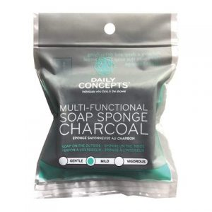 Daily Concepts Charcoal Soap Sponge