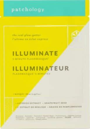 Patchology Illuminate FlashMasque 1CT